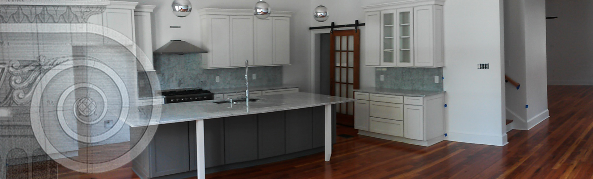 Crescent crown construction a new orleans based for Kitchen cabinets new orleans